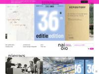 nai010 uitgevers | architectuur - design - kunst