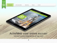 Actiefweb.nl - Online marketing - Home - ActiefWeb Stadskanaal