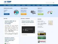 Tdp.cz - TDP | Správa sítí, vývoj software, webové aplikace