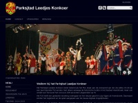 parksjtadleedjeskonkoer.nl
