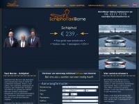 Schiphol Taxi Borne | Voor Taxi en Taxibusje