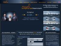 Schiphol Taxi Heemskerk | Voor Taxi en Taxibusje