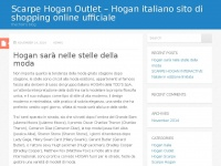 Thechoir.it - Scarpe Hogan Outlet - Hogan italiano sito di shopping online ufficiale