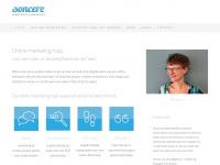 Sonjavanvuren.nl - Online marketing hulp voor wie meer uit de bedrijfswebsite wil halen