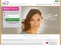 Be2.co.uk - Matchmaking service from be2 - start now!