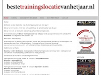 bestetrainingslocatievanhetjaar.nl