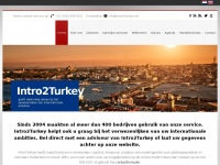 Intro2Turkey | Nederland