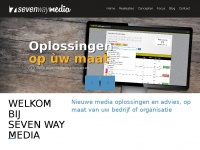 7wm.be - Seven Way Media » New Media Development