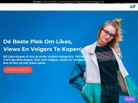LIKES-KOPEN.NL | Volgers en Likes Kopen | Betrouwbaar Veilig Garantie