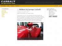 Garage Carbalt - LPG inbouw