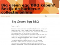 big-greenegg.nl - Het grote groene ei
