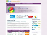 WA verzekering - Goedkope aansprakelijkheidsverzekering