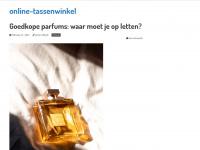 Online-tassenwinkel.nl - Hostingserver - Quality Hosting