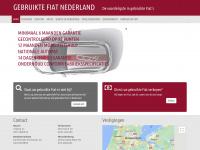 Gebruiktefiatnederland.nl - Homepage | Gebruikte Fiat Nederland