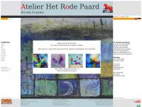 Atelier Het Rode Paard - Trendy Schilderijen en Aquarellen