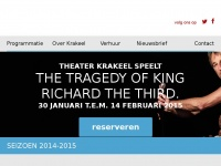 Krakeel.be - Theater Krakeel