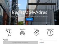 Registratie-adres.nl - Registratie-Adres - Postadres Bedrijf | Registratie adres, voor de inschrijving van je bedrijf