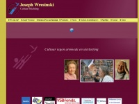 Wresinskicultuur.nl - | Cultuur als wapen tegen armoede