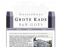 Grotekade.nl - B&B Goes - Bed and Breakfast Grote Kade