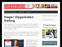 Hoger Opgeleiden Dating: Datingsites Parship, Match4me