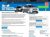Autorijschool de Zwaan in Hoogvliet