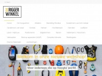 Riggerwinkel.nl - Home page