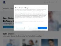 Zeiss.at - ZEISS Österreich, optische und opto-elektronische Technologie