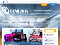 Ccw.eu - CCW - Internationale Kongressmesse für Call Center Management