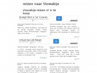 slowakije-reizen.nl