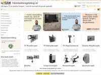 Televisiebeugelshop.nl, no-nonsense specialist in monitor- en televisiebeugels!