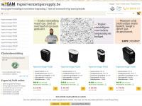 Papiervernietigersupply.be, een papiervernietiger koop je bij Papiervernietigersupply!