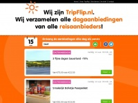 TripFlip, elke dag alle dagaanbiedingen van alle reisaanbieders