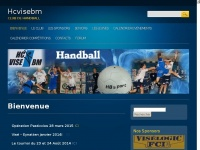 Hcvise.be - HC Visé BM | Club de Handball