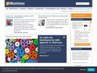 Ibusiness.de - Zukunftsforschung für Interaktive Medien