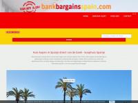 Spanjebankbeslag.nl - Koop Spaanse huizen direct van de bank - Spaanse Koopjes Alert
