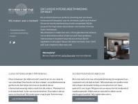 De Leeuw & Van Vugt is uw partner voor exclusieve interieurbouw - de Leeuw & van Vugt