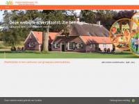 Groepsaccommodaties in Nederland per provincie en personen.