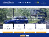 Jekuntmijhuren.nl - Aanhangwagens, hoogwerkers en verhuisliften