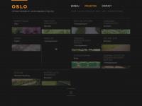 Bureauoslo.nl - Bureau Oslo - Ontwerp Stedelijke en Landschappelijke Omgeving