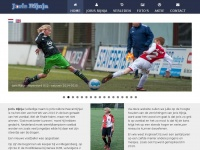 Joris Rijnja - Left-back - Feyenoord - JR-5 - Verdediger