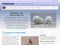 Informarn - Outdoor & Recreatie Radio Nederland