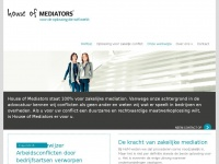 Houseofmediators.nl - Arbeidsmediator in Utrecht | Mediation Utrecht | House of Mediators