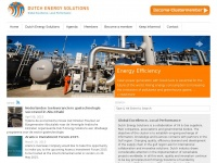 Dutch-energysolutions.nl - Dutch Energy Solutions – Global Excellence, Local Performance
