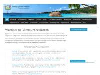 Vakanties en Reizen 2016 Online Boeken | BoekopInternet.be