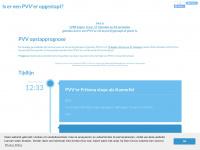 Is er een PVV'er opgestapt?