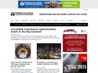 Trenchlessinternational.com - Trenchless International – Unearthing No-Dig News Across The Globe