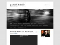 Jan Henk de Groot   Grunneger Troebadoer