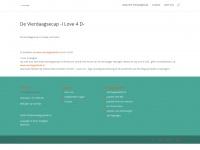 Zo doe je mee met de ilove4d cap - www.ilove4d.nl