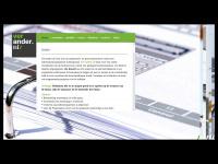 Ver-ander.nl | business-analyse, informatiemanagement en proces innovatie