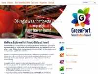 Greenport NHN: Agribusiness Noord-Holland Noord